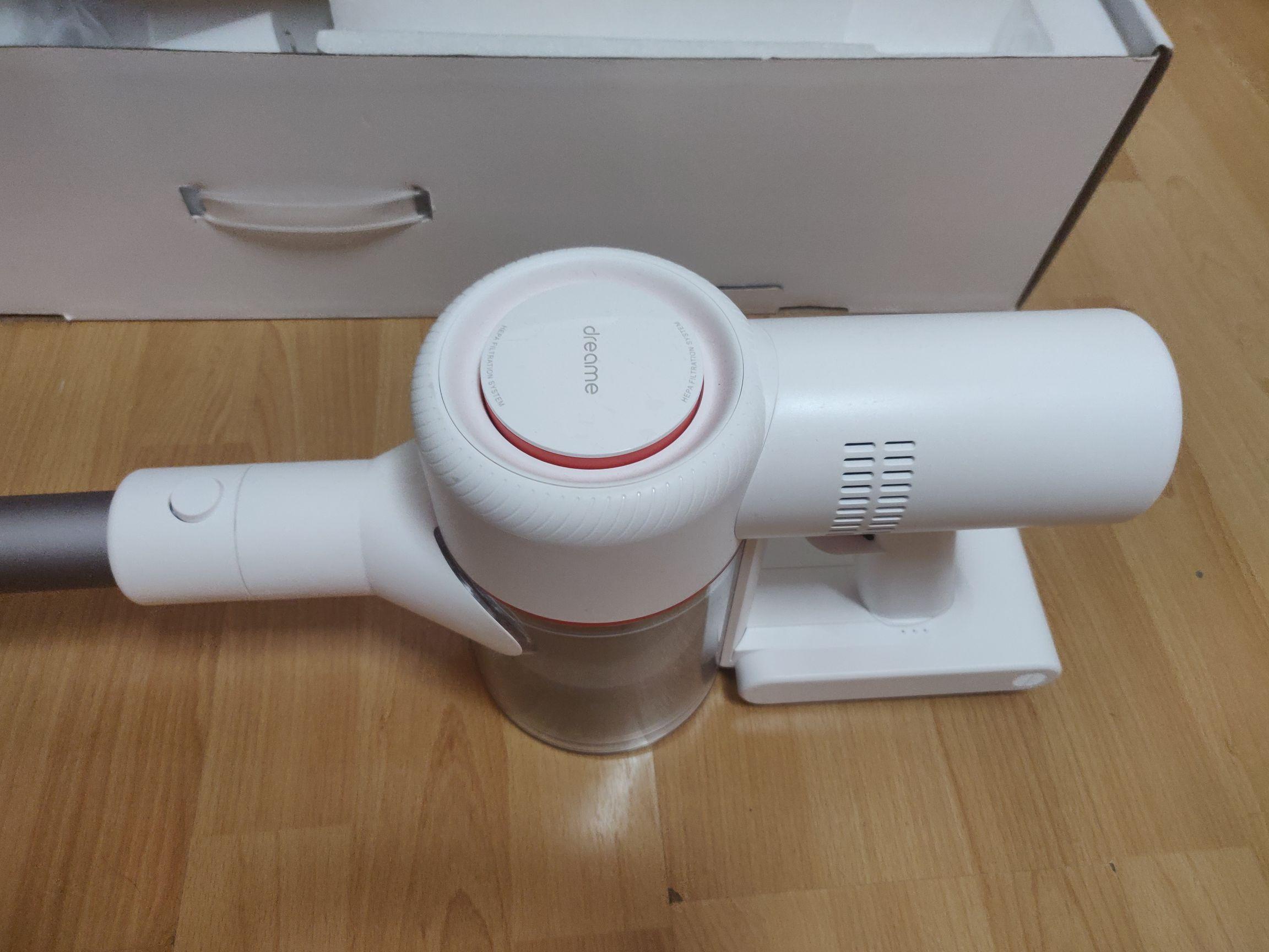 Xiaomi Dreame V9. De los mejores aspiradores escoba sin cable. Desde España