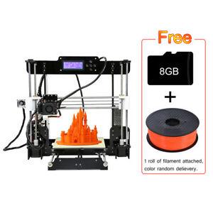 Anet A8 Impresora 3D + 500g de filamento- Desde Alemania