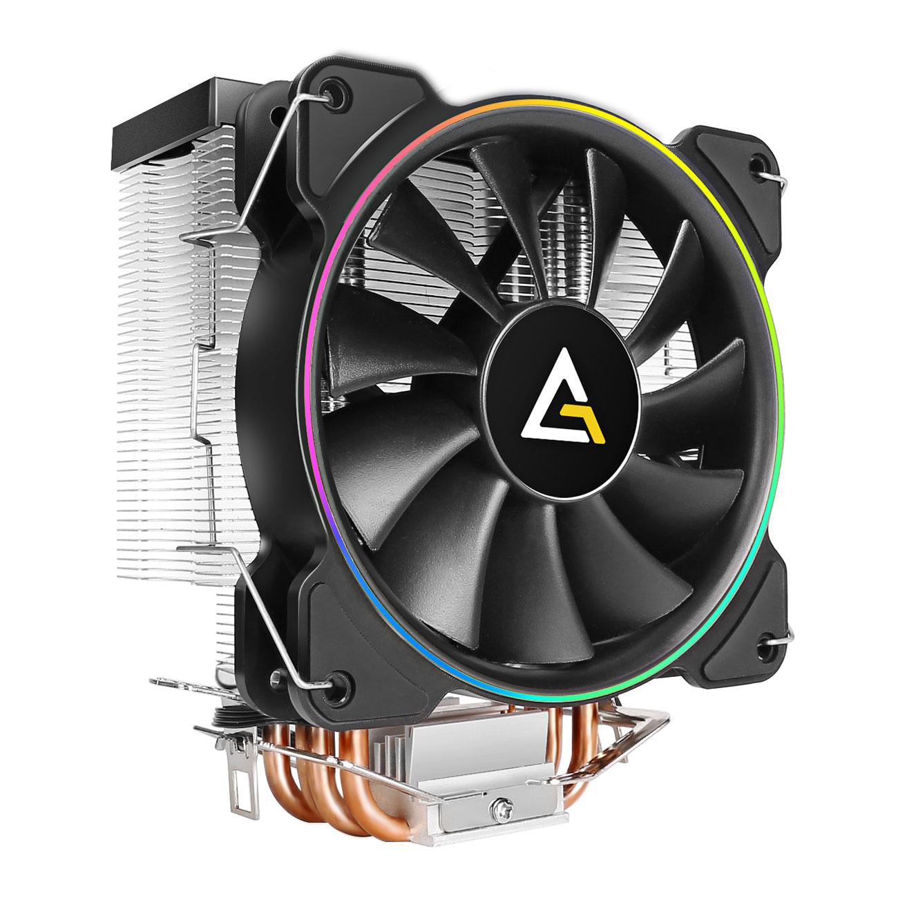 Antec A400 RGB para amd e intel