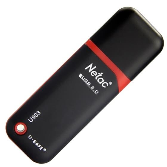 Pendrive Netac USB 3.0 de 256GB