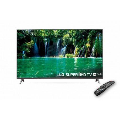 "TV LG 49"" SUPER UHD Nano Cell 4K modelo 49SK8000"