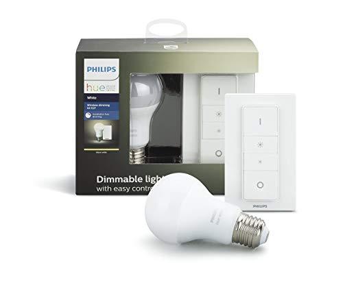 2x bombillas Hue +2x interruptores solo 27€