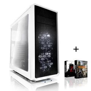 AMD Ryzen 5 2600, GTX 1660Ti OC (6GB), RAM de 16GB (3000Mhz), SSD de 240GB + 2 juegos GRATIS
