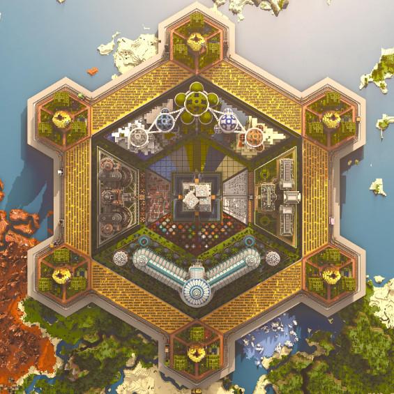Minecraft: Gratis mapa de aniversario.