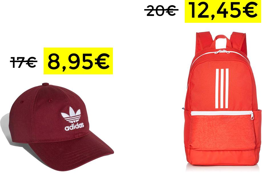 Bajadas Adidas Amazon