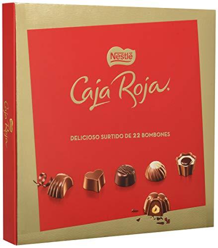 (PRODUCTO PLUS) Caja Roja de 200 gramos a 3,26€