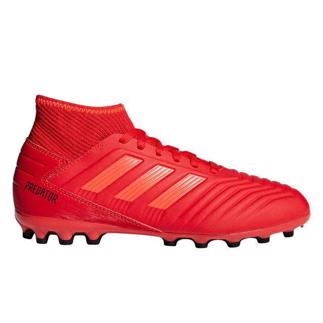 Botas de fútbol de niños Predator 19.3 AG adidas