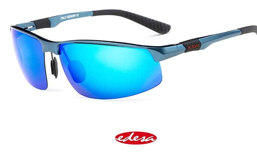 Gafas de sol para hombre, polarizadas, para pesca o para conducir, con estuche (VARIOS COLORES)