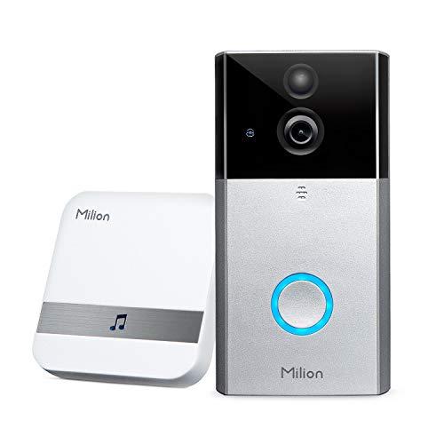 Milion H02 Timbre de video 720p con Wifi