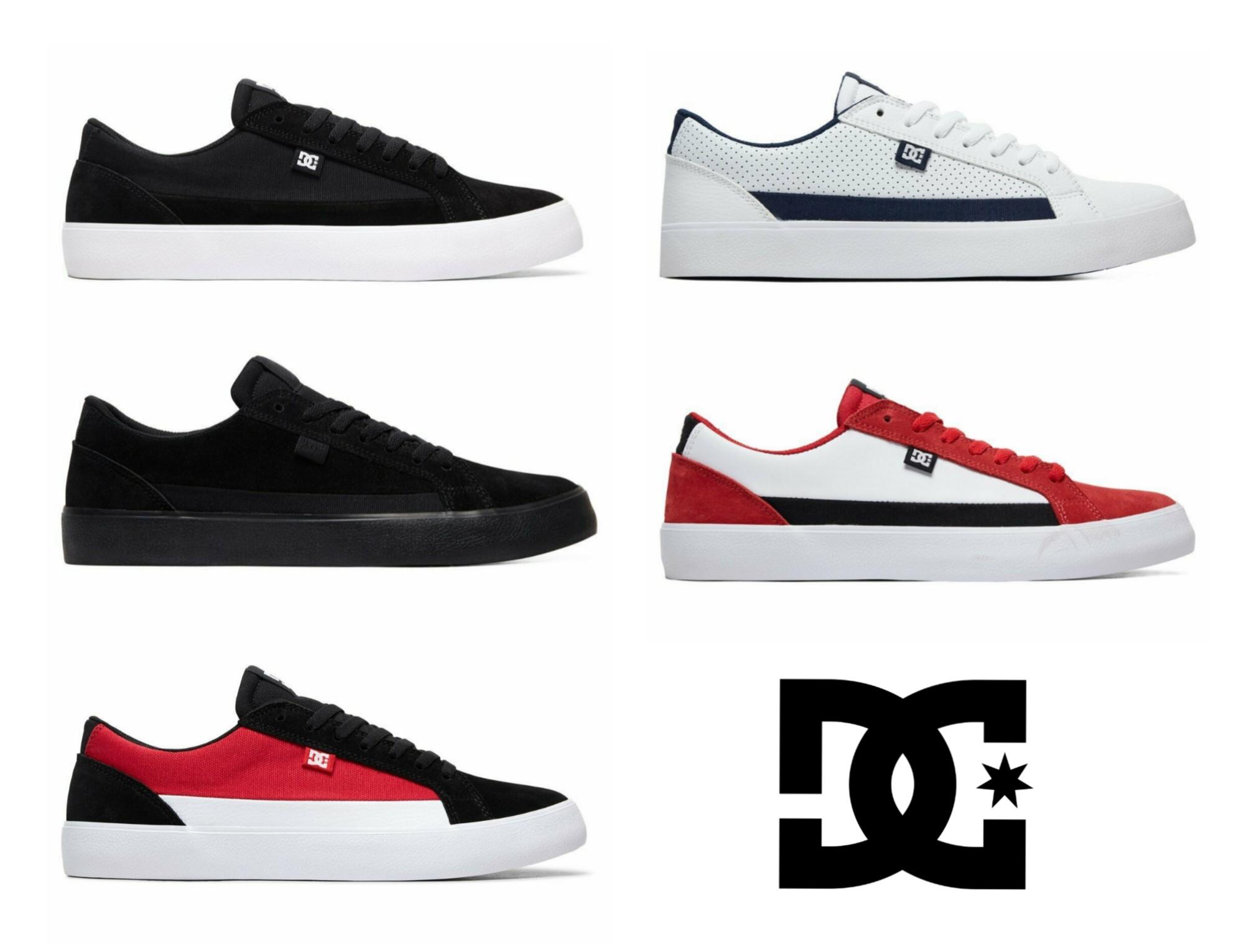 DC Shoes Lynnfield. 5 modelos