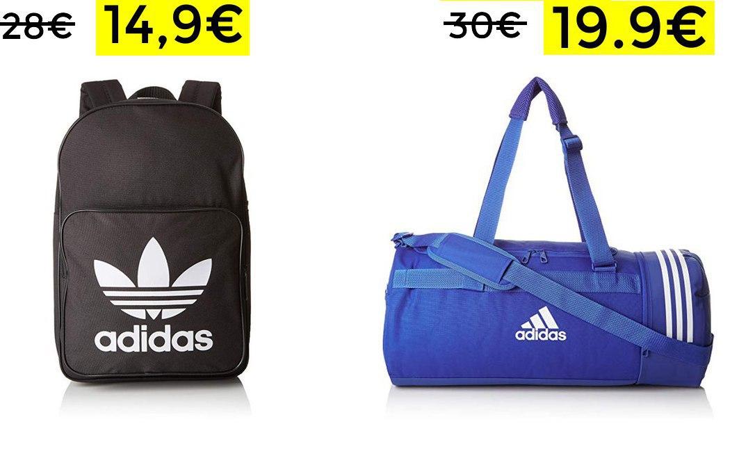 Mochila Adidas Clas Trefoil solo 14.9€