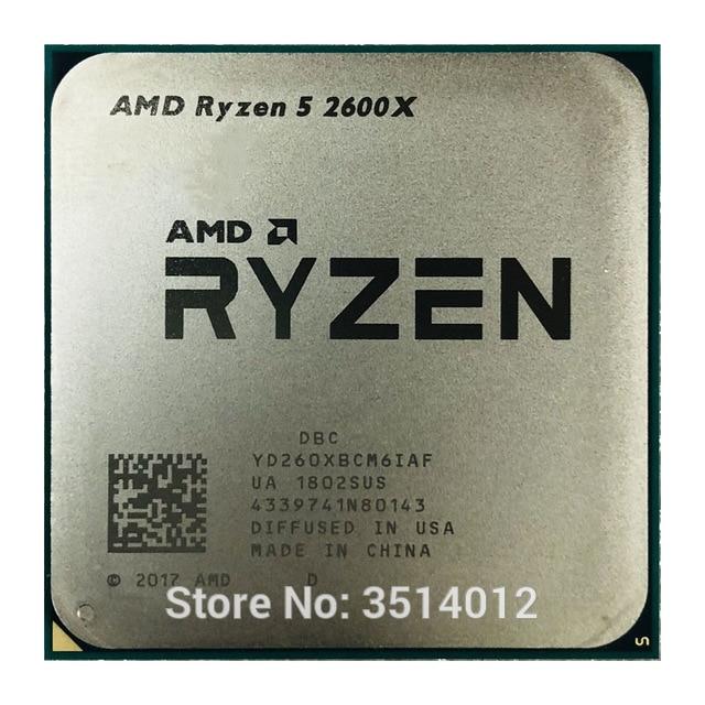 Ryzen 2600x Reacondicionado