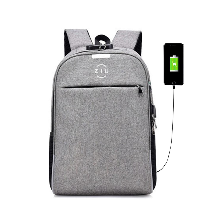 Mochila Antirrobo USB - ZIU (CEPSA)
