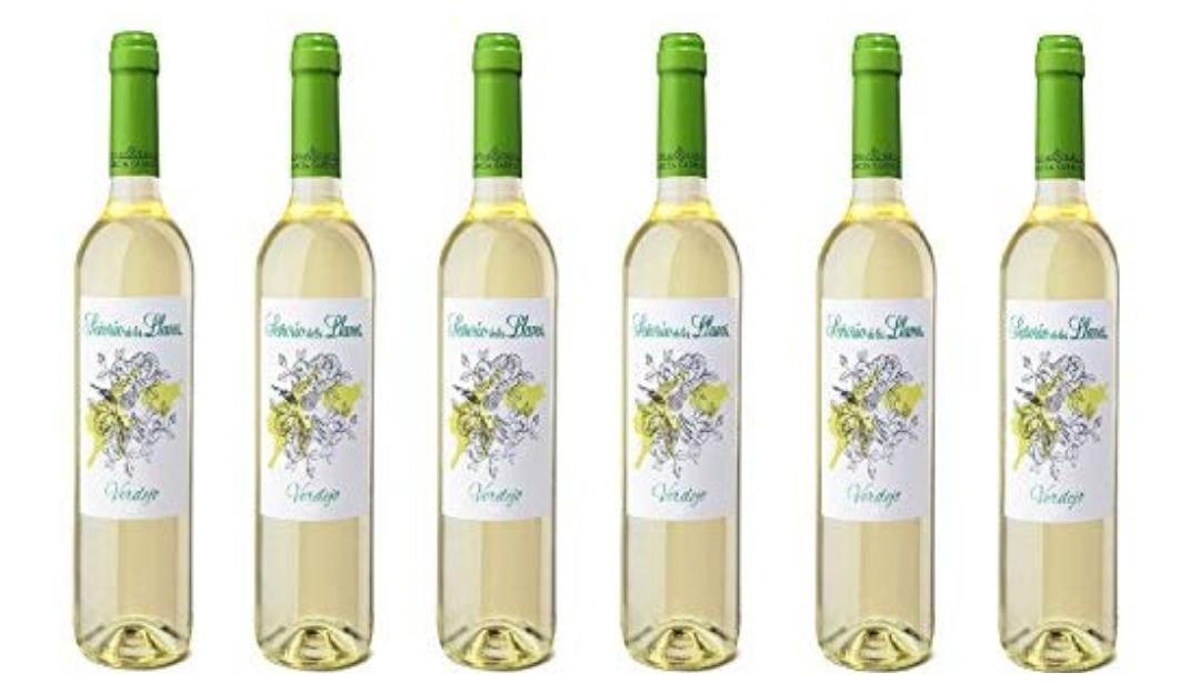 Señorío de los Llanos Verdejo. Vino Blanco - 6 Botellas x 750 ml