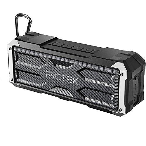 Altavoz Pictek 20w IPX4 solo 22.9€
