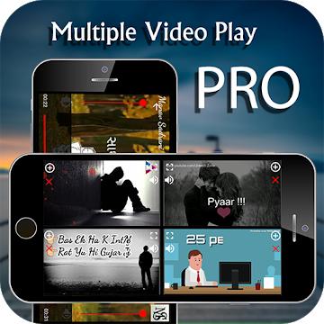 ANDROID: Multiple Video Player - PRO (Visualiza hasta 4 videos a la vez) - GRATIS