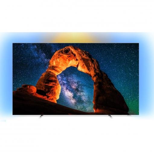 TV OLED 139,7 cm (55'') Philips 803/12, UHD 4K, Smart TV