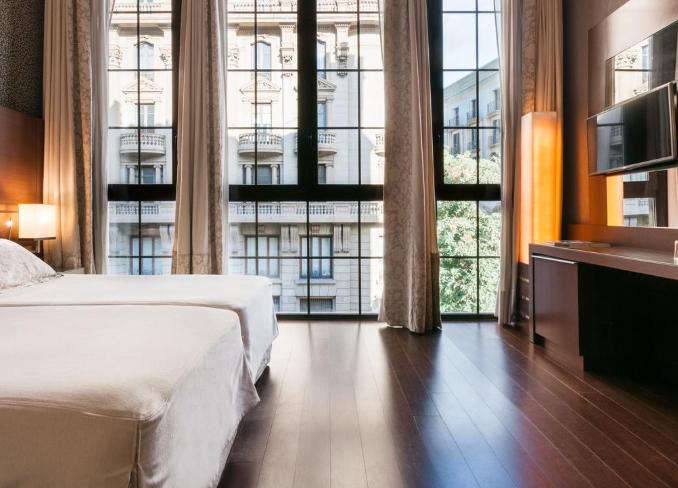 Hotel colonial 4* en Barcelona por 24€  p.p./noche