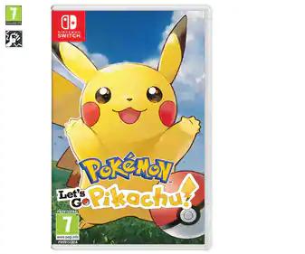 Preciazo para el Pokemon Let`s Go en Alcampo Oiartzun