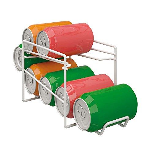 Organizador de latas para frigorífico