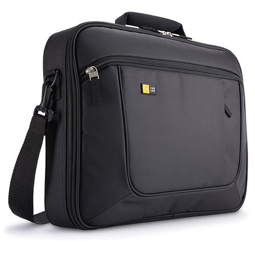 Case Logic - Maletín para ordenador portátil 15,6'' e iPad Negro