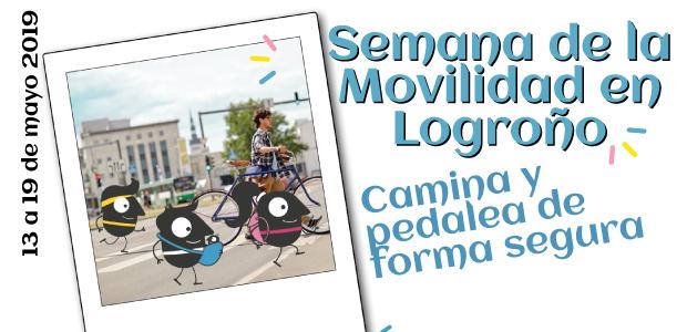 LOGROÑO: 13/05 50 cts. dto. en Taxi. 15/05 Bus Urbano Gratis. 17/05 Hora gratis de préstamo bicicleta