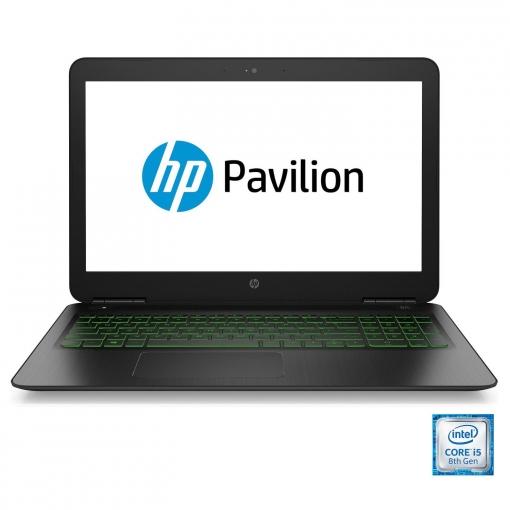 Portátil HP 15-bc411ns con i5, 8GB, 128GB + 1TB, GTX 1050 4GB