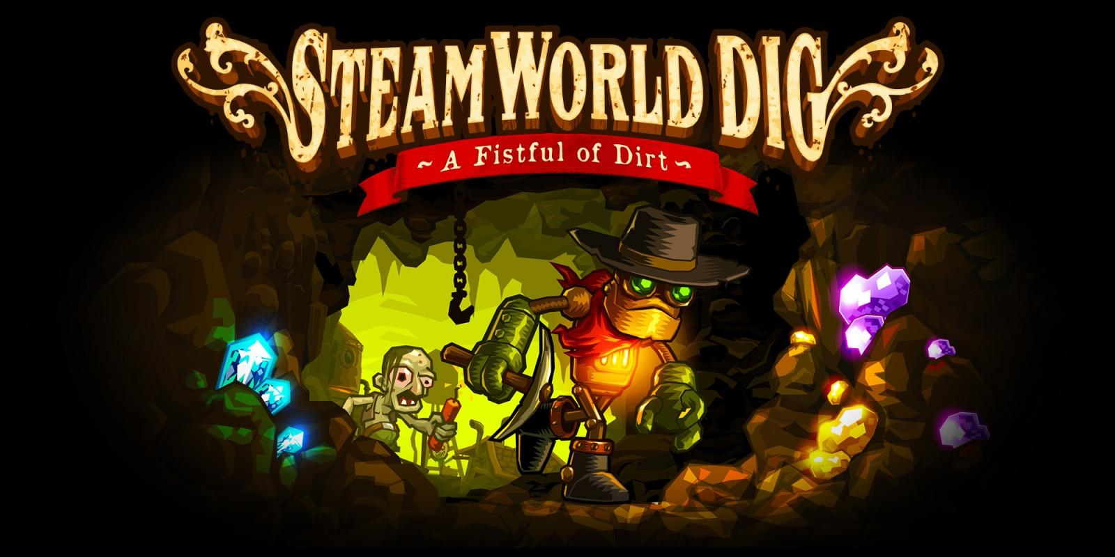 SteamWorld Dig (eShop)