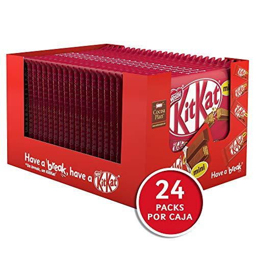 288 barritas de Kit Kat por 32€