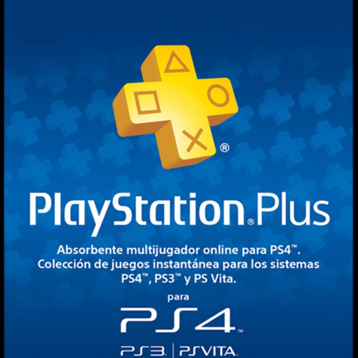 PlayStation Plus - Suscripción 365 días