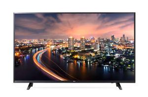 TV 43'' LG 43UJ620V 4K Ultra HD SmartTV