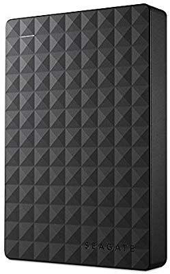 Seagate Expansion - Disco duro externo 4Tb