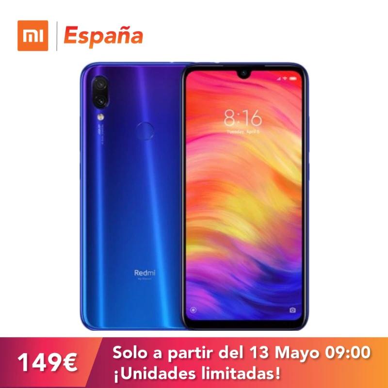 Xiaomi Redmi Note 7 - 3/32g desde España