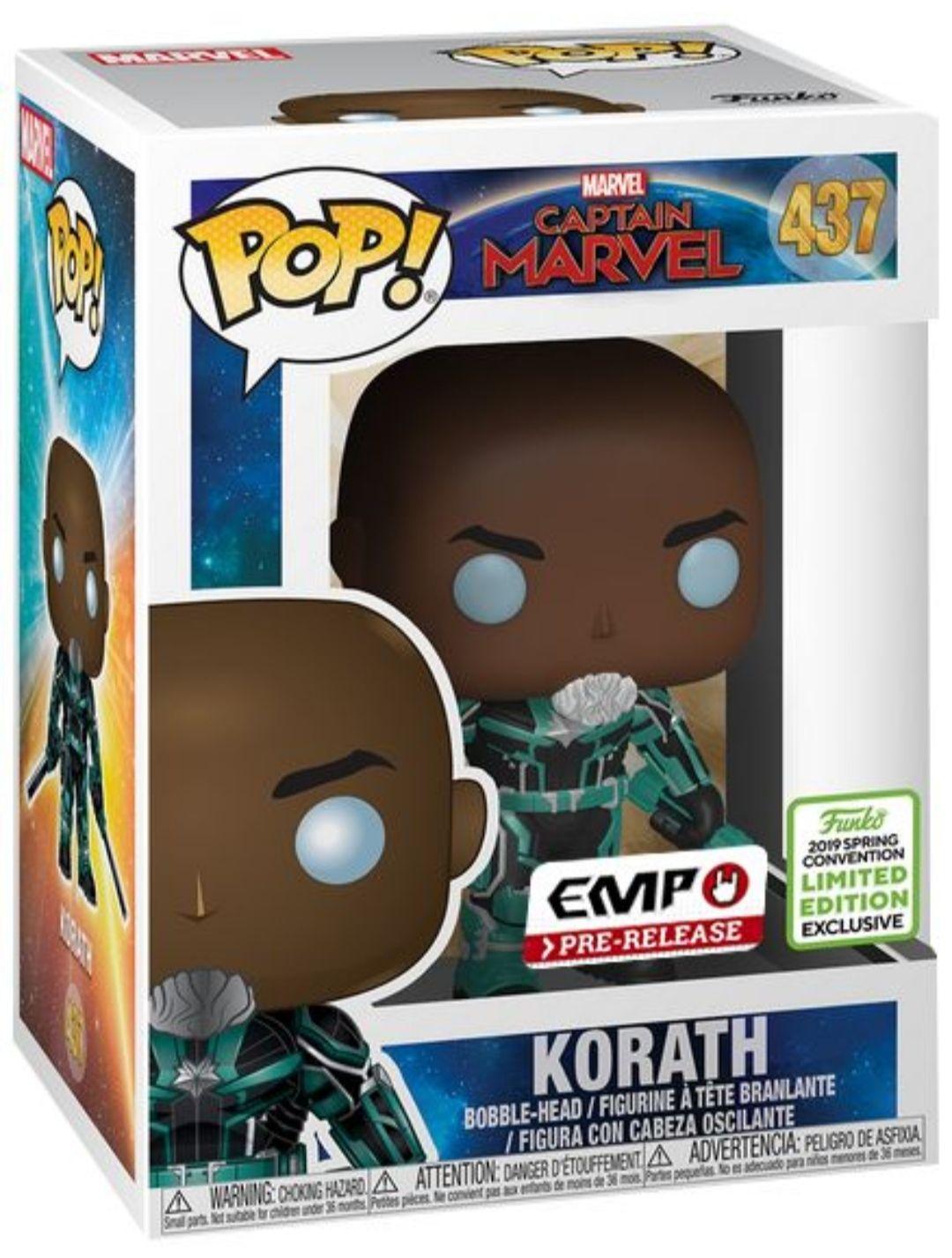 Funko Pop Korath ECCC2019