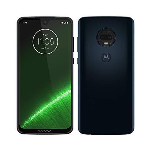 Motorola G7 Plus (6.2'', trasera 16MP, selfie 12MP, 4GB RAM, 64 GB), en oferta del día