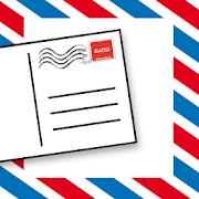 1 Postal personalizada GRATIS