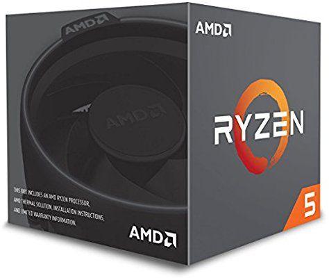 AMD Ryzen 5 2600X a precio interesante desde Amazon
