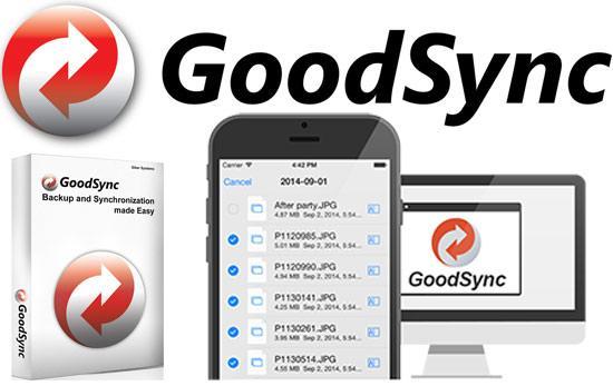 GoodSync: Software de Respaldo y Sincronización (licencia sin límite de tiempo)