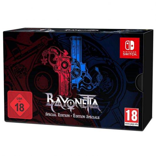 Bayonetta 2 + Bayonetta Edición Especial Nintendo Switch