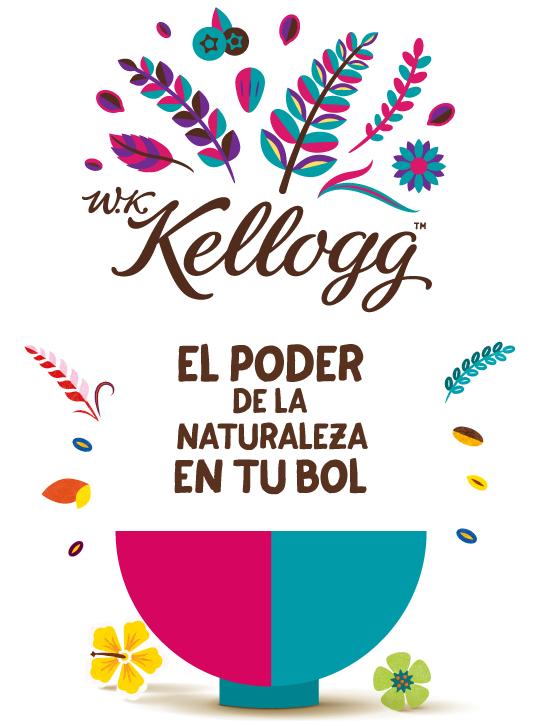 Prueba hasta 3 variedades de Kelloggs