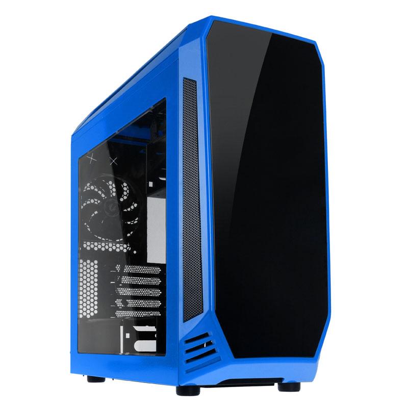Caja Bitfenix Aegis Core Azul/Negro