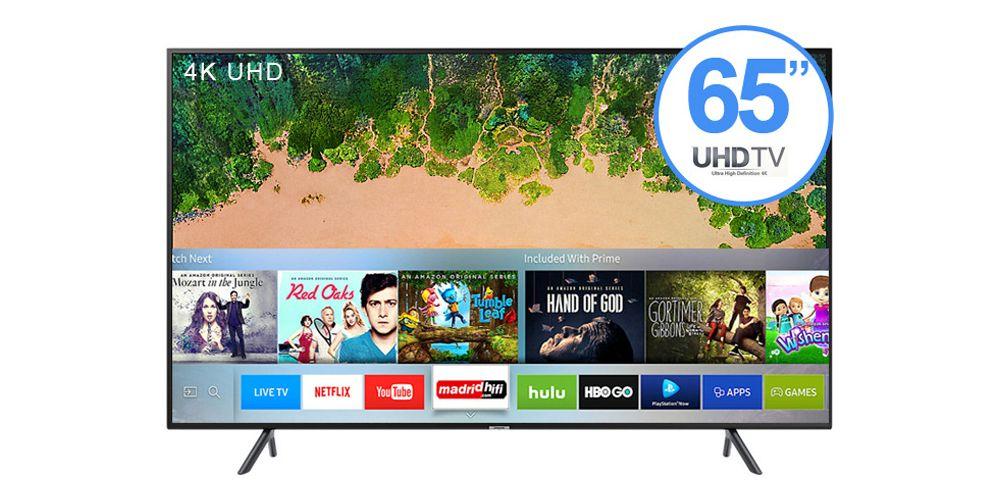 """TV 65""""  WIFI SMART"""