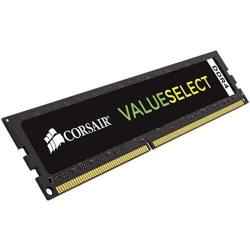 Corsair Value Select 8GB 2400 Mhz  CL16  (1x8GB)