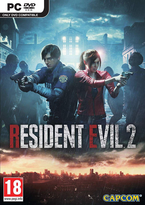 Resident Evil 2 PC Ed.Física