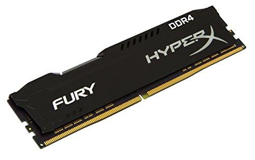 HyperX FURY Black 8GB DDR4 3200 MHz