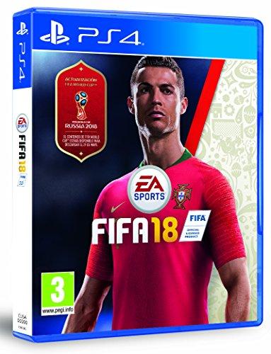 FIFA 18 - Edición estándar (PS4)