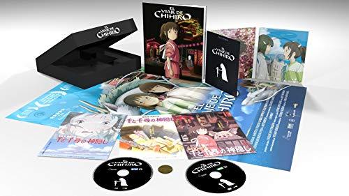El Viaje de Chihiro Edición Coleccionista [Blu-Ray]