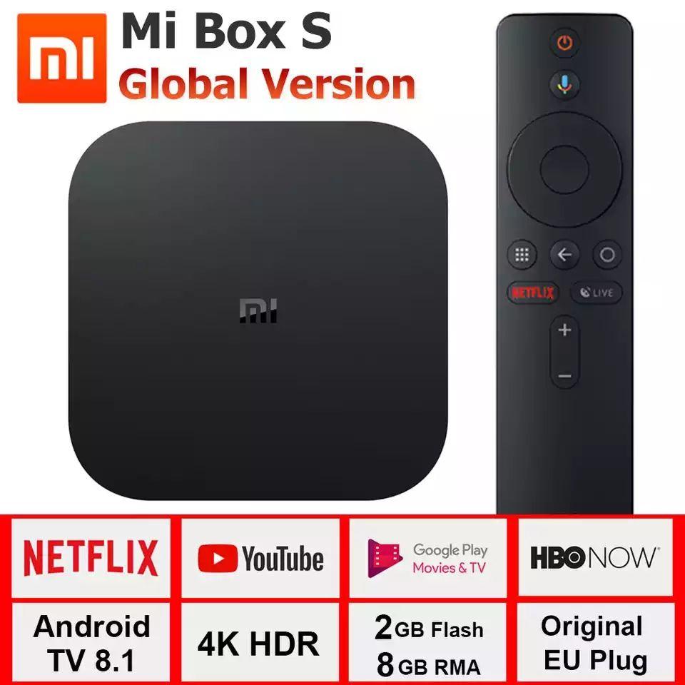 Xiaomi Tv box S desde España a menos de 50€