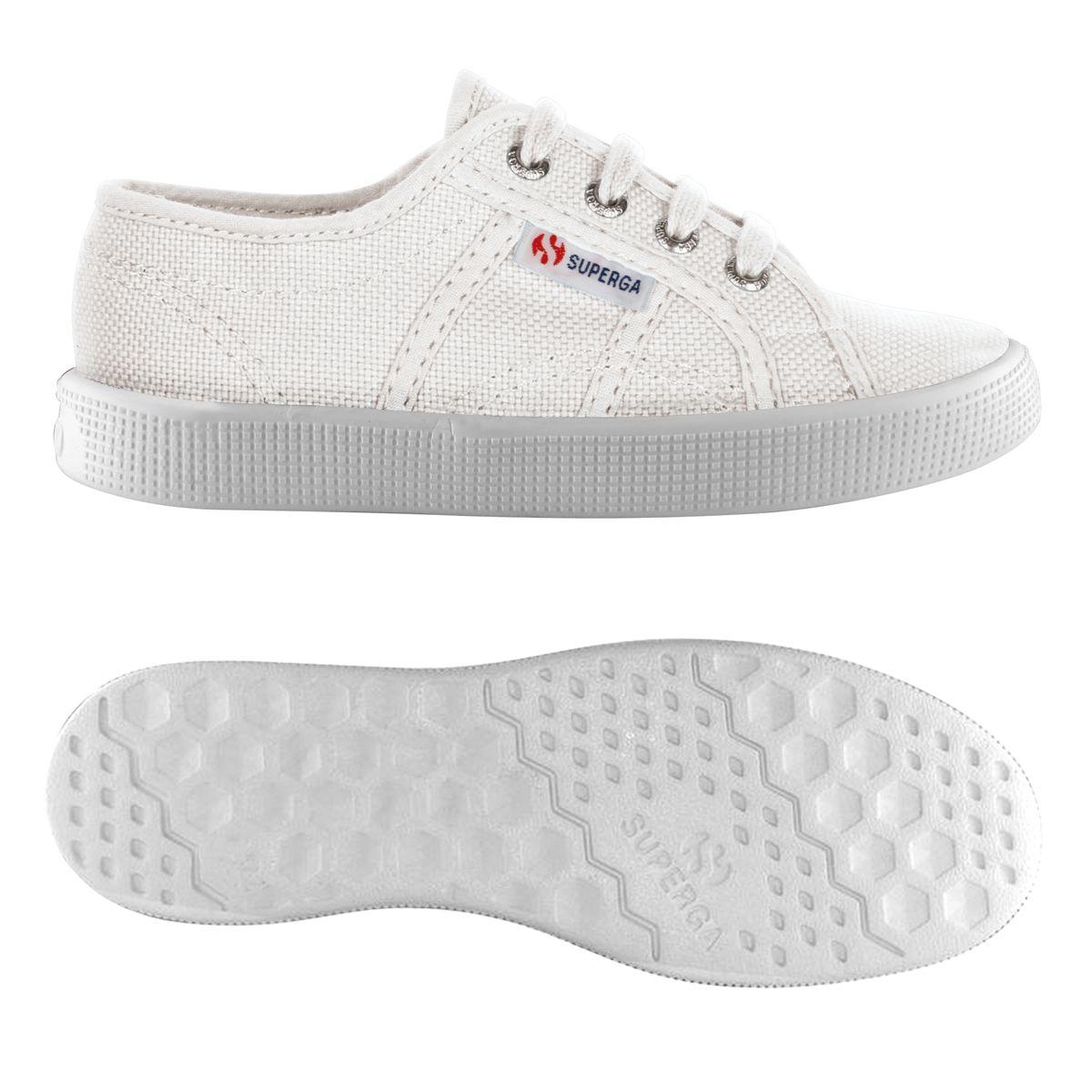 Zapatillas Superga unisex niños. Dos colores