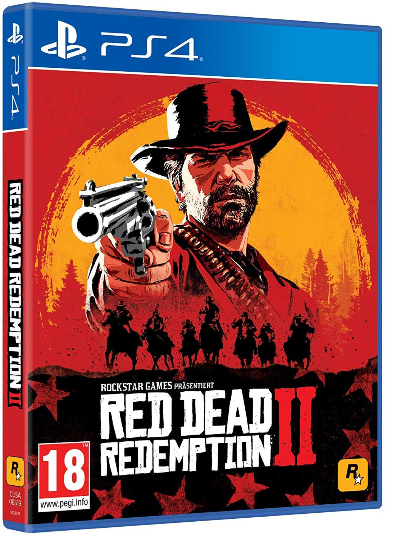 AlCampo: Red Dead Redemption II (PS4, Físico, Español)